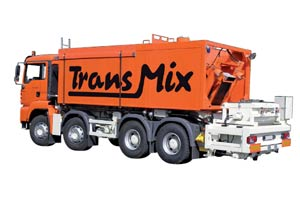 Установка Trans Mix 3.200FE-8x4