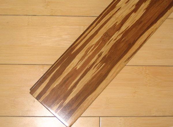 Бамбуковый пол