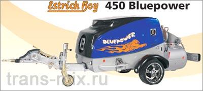 Новый растворонасос Estrich Boy 450 Bluepower