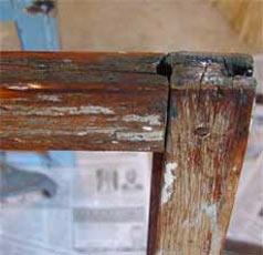 Ремонт деревянный окон своими руками 645