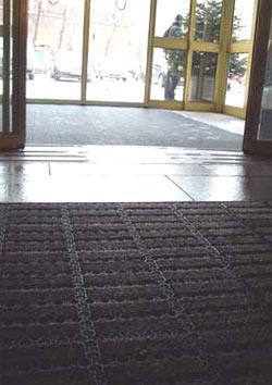 грязезащитные покрытия для гостиниц
