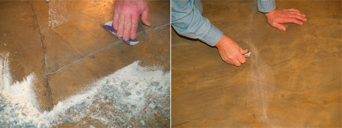 Как сделать наливной пол на деревянный 194