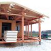 Энергосберегающий дом из SIP-панелей