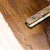 Окрашивание деревянных полов