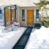 Установка системы снеготаяния