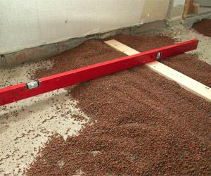Как сделать стяжку пола с керамзитом фото 223
