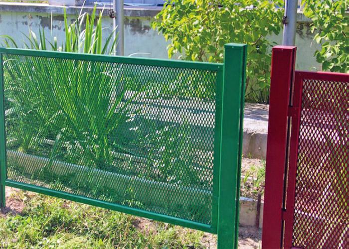 Как сделать забор из сетки пвл шириной 2.5 метра